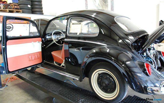 VW Beetle 1964, Jarak Tempuh 35 Kilometer Ditawar Rp 15 Miliar