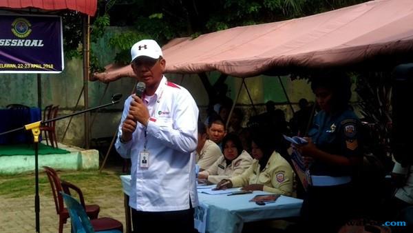 Warga Sicanang Dapat Pengobatan Gratis dari Pelindo I