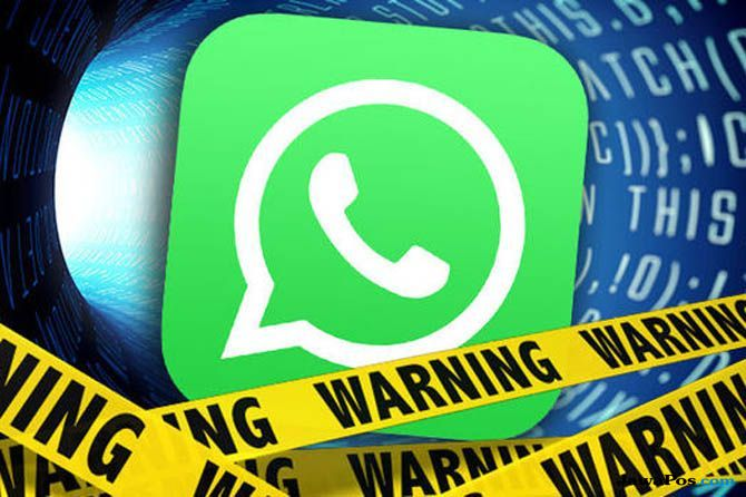 WhatsApp, WhatsApp sayembara, WhatsApp berita hoax