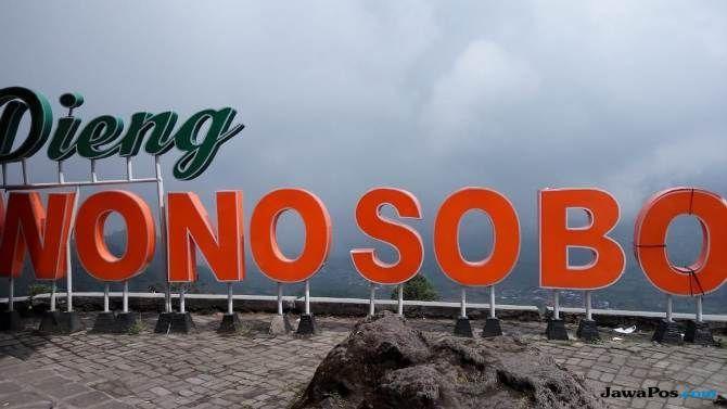 Wilayah Indonesia Mendingin, Dieng Sampai 5 Derajat