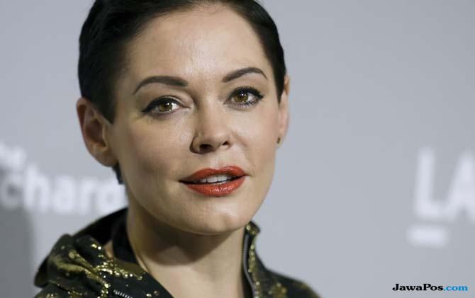 skandal pelecehan hollywood, Blokir Twitter, Alyssa Milano, Rose McGowan