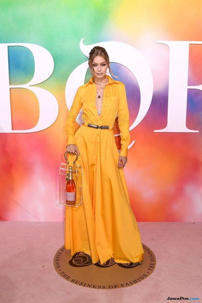 new york fashion week, nyfw 2018, gigi hadid,