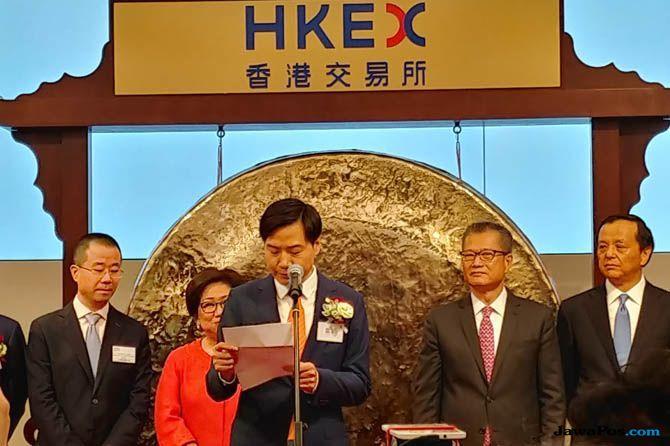 xiaomi, Lei Jun, xiaomi bursa saham