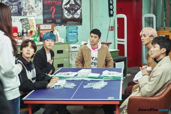 'YG Future Strategy Office', Komedi Situasi dari YG Entertainment
