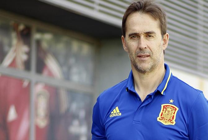 Piala Dunia 2018, Julen Lopetegui, Timnas Spanyol, Real Madrid
