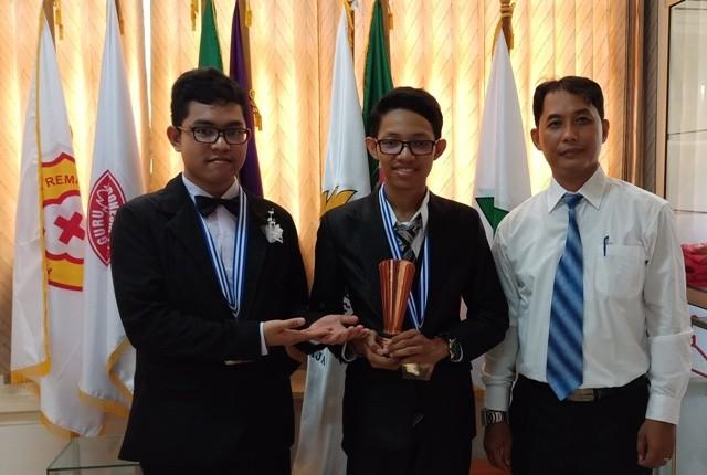 Tim Smansa Singaraja Wakili Indonesia ke Thailand Berkat Ini