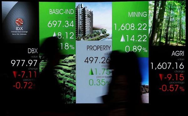 bursa efek indonesia, pasar saham