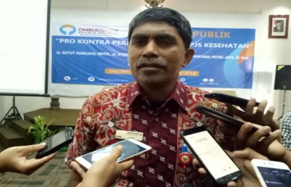 BPJS Kesehatan, ORI Bali, Dinas Kesehatan Bali,