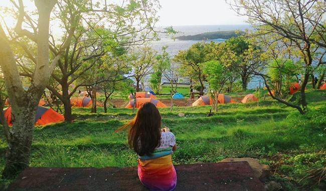 objek wisata, taman harmoni, bukit asah, wisata selfie