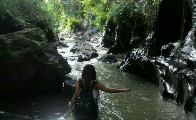 Hidden canyon, sukawati, petualang,