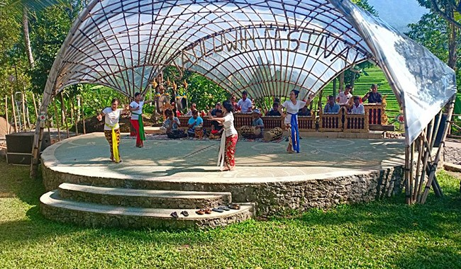jatiluwih festival, pariwisata tabanan, festival budaya