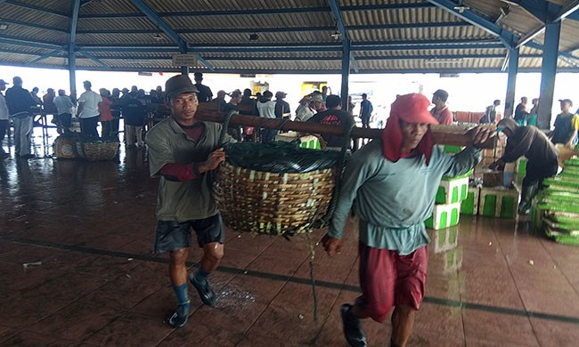 nelayan jembrana, menteri susi, harga ikan anjlok