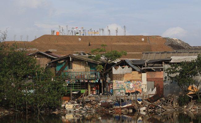 bau sampah, TPA suwung, Pemkot Denpasar, Kementerian PUPR, Dana Revitalisasi, Polusi udara,