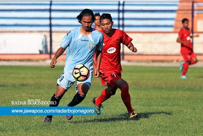 DISIPKAN: Persela U-19 bakal lawan tiga klub besar.