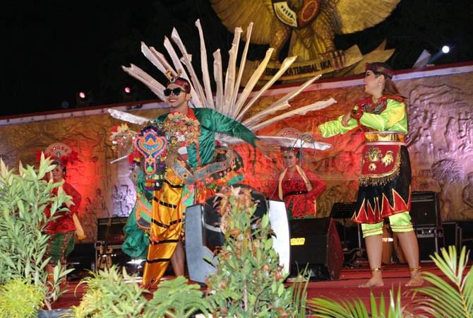 semipro, even tahunan, budaya, kota probolinggo, opening