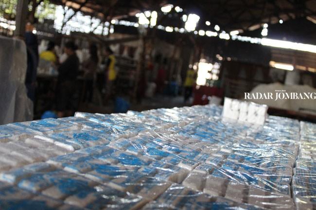 MENGHILANG: Konsumen bingung karena garam semakin langka