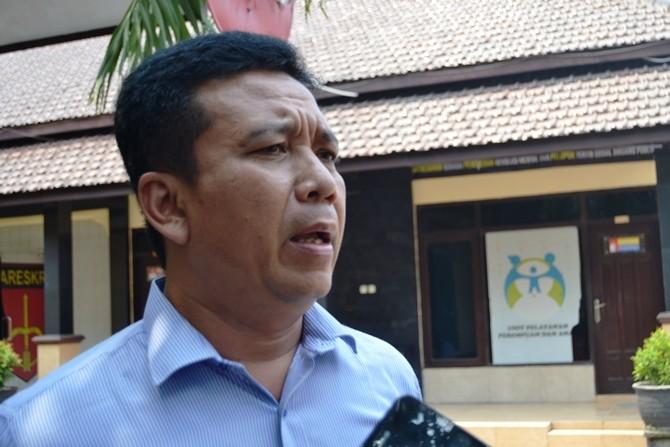 Kasat Reskrim Polres Jombang AKP Gatot Setyo Budi