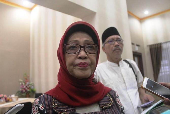 Bupati Jombang Mundjidah Wahab