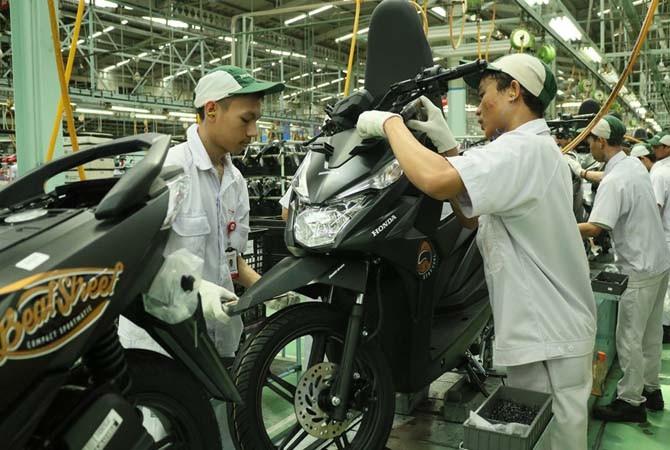 Warna New Honda BeAT Street eSP Tampil Beda, Jadi Pilihan Anak Muda