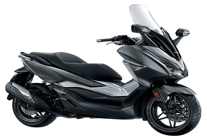 Lebih Atraktif, Honda Forza Rilis di Jawa Tengah