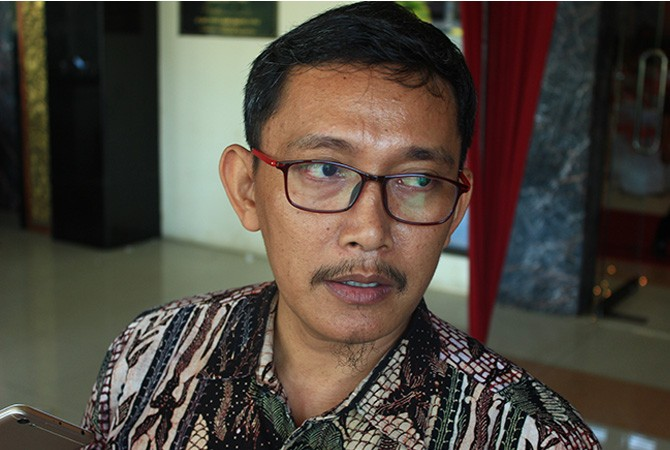 Ketua DPRD Bangkalan Imron Rosyadi