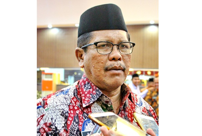 Wabup Bangkalan Mohni