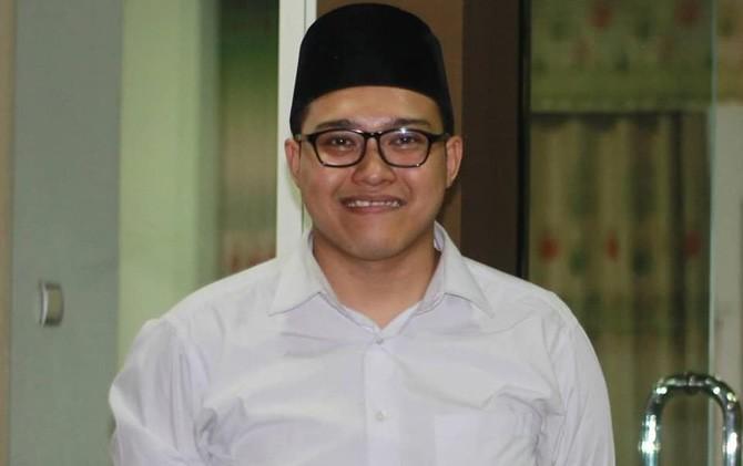 Ketua IPNU Kabupaten Mojokerto Moch. Shofiyuddin.
