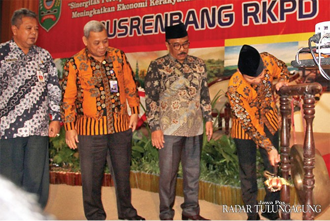 Musrenbang RKPD Kabupaten Trenggalek Tahun 2019