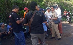 TPA Sente Diprotes Warga, Begini Respon Kadis DLHP Klungkung..