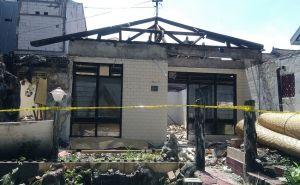 UPDATE! TKP Temuan Tas Berisi Granat Ternyata Dulunya Rumah Dokter