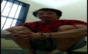 Video Viral Ismaya Dikerangkeng di Mako Brimob, Ini Kata Polda Bali..