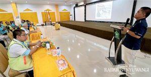 RSAH Gelar Pelatihan Disaster Plan Bersama BPBD