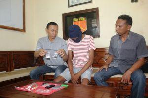 Edarkan Sabu, Pegawai Honorer UPT Pengairan Dibekuk Polisi