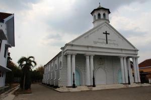 GKJW Mojowarno; Gereja Jawa Tertua di Indonesia