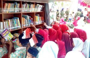 Sebarkan Virus Baca, Perpustakaan Keliling Bakal Sasar Wilayah Pantura
