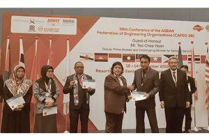 Dosen Pertama UMM Tersertifikasi ASEAN Engineer