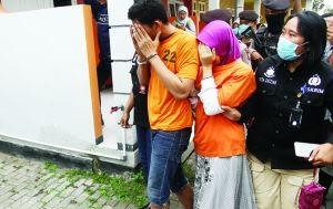 Mahasiswi Inisiatori Aborsi Kandungan Sendiri