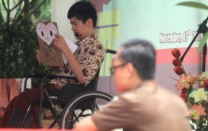 Siswa Pidato Cegah Korupsi, Kejari Ajak Antirasuah sejak Dini