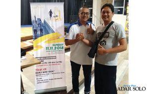 Ratusan Runner Kepung Solo Paragon Mall