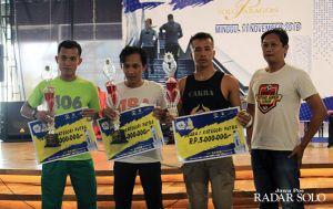 Yuzu Vertical Run, Benar-Benar Tantangan Melelahkan