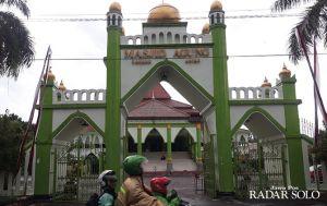 2019 Direhab, Masjid Agung Terinspirasi Madinah
