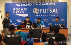 Pocari Sweat Futsal Championship  2018 Mencari Sang Jawara