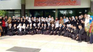 SMK Negeri 6 Surabaya Ikuti Sertifikasi Profesi
