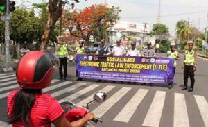 Penerapan e-Tilang, Dishub Pasang ATCS, Polisi Siap Menindak