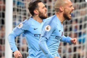 Manchester City Sementara Unggul dari MU