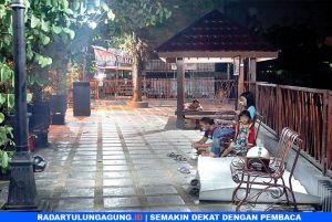 Dinas PUPR Tulungagung Tuntaskan Pembangunan Anjungan