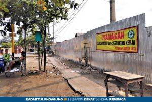 Alat Pemasang Tiang Pancang Rusak, Pembangunan Pasar Gandusari Waswas