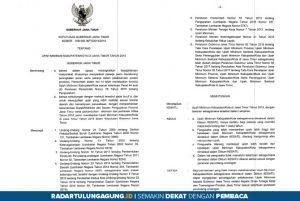 Catat ini Daftar UMK di Kabupaten/Kota se-Jawa Timur, Download PDF