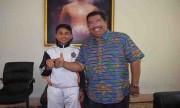 Karateka Buleleng Lolos Wakili Indonesia di Belgium Karate Open