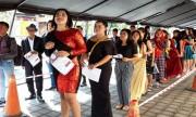 101 Peserta Ramaikan Audisi Liga Dangdut Indonesia 2 Session Bali